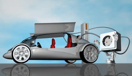 Generation der elektroautos versucht fahrspaß mit kostengünstigem